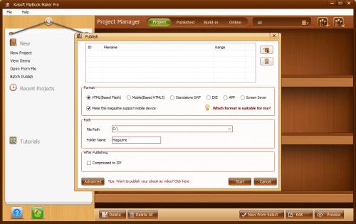 Kvisoft FlipBook Maker Pro 4.3.4.0 Serial Key, Patch Download