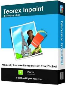 Teorex InPaint 6.2 Final Crack & Keygen Free Download