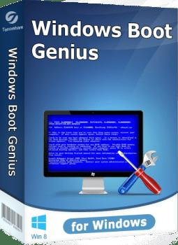 Windows Boot Genius 3.0.0.1 Crack & Keygen Free Download