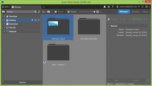 Zoner Photo Studio Pro 18.0 Full Crack + Keygen Free Download