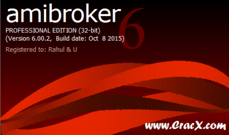 AmiBroker 6.0 Full Keygen & Crack Latest Free Download