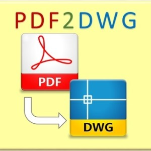 Any PDF to DWG Converter 2016 Crack & Key Code Download