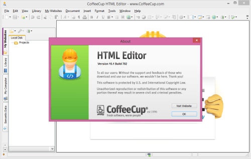 Free Html Editor Coffeecup Software