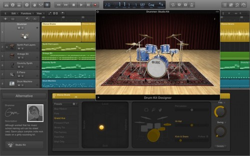 Logic Pro X 10.2.2 Patch + Serial Key Mac Full Free Download