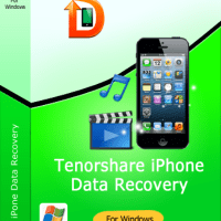 Tenorshare iPhone Data Recovery 6.7 Crack & Serial Key Free