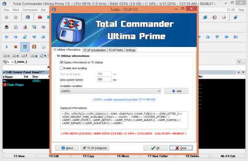 Total Commander Ultima Prime 7.0 Key Crack & Keygen Download
