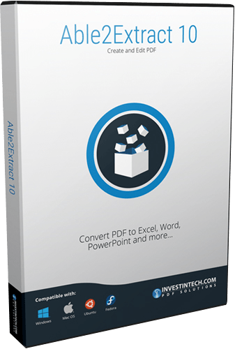 Able2Extract PDF Converter 10 Crack Key & Patch Download
