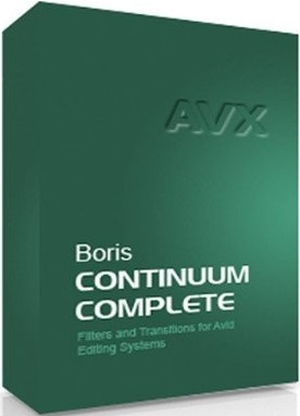 Boris Continuum Complete 10.0 Full Crack & Keygen Download