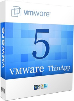 VMware ThinApp 5.2.1 Serial Key & Crack Free Download