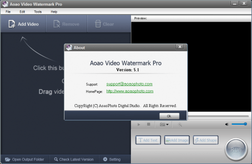 Video Watermark Pro 5.1 Crack + Keygen Free Download