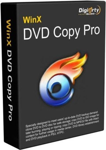 WinX DVD Copy Pro 2016 Keygen & Crack Free Download