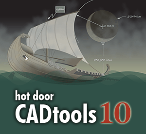 Hot Door CADtools 10 Crack Patch & Keygen Free Download