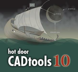 Hot Door CADtools 10 Crack Patch & Keygen Free Download
