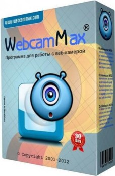 WebcamMax 8.0.0.2 Crack & Serial Number Free Download