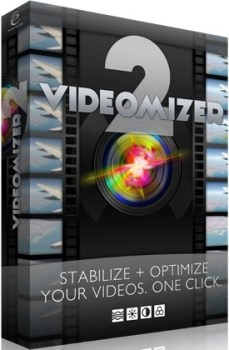 Videomizer 2.0 Crack & Serial Keygen Free Download