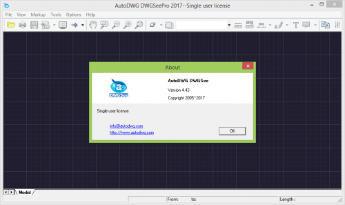AutoDWG DWGSee Pro 2017 License Key & Crack Download