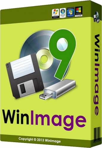 WinImage Professional 9 Crack Keygen & Serial Key Download