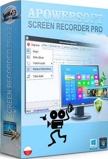 Apowersoft Screen Recorder Pro 2.1.4 Crack & Keygen Download