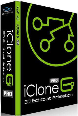 Reallusion iClone 6.5 Pro Crack & Serial Key Download