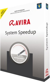 Avira System Speedup 2.7 Crack & License Key Free Download