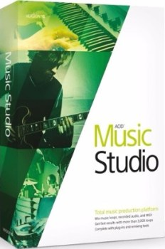 MAGIX ACID Music Studio 10.0 Crack & Serial Key Download