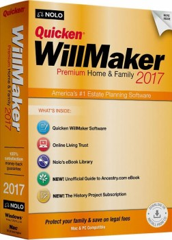 Quicken Willmaker Plus 2017 Crack & Serial Key Download