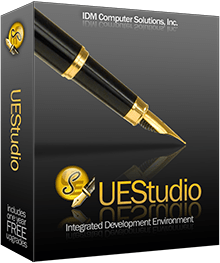 IDM UEStudio 16.20.0.10 Crack Patch & Keygen Free Download