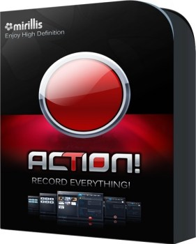 Mirillis Action 2.0.0 Patch Crack & Serial Key Download