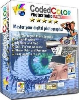 CodedColor PhotoStudio Pro 7.5.3.0 Crack & Key Download