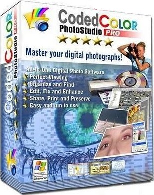 CodedColor PhotoStudio Pro 7.5.3.0 Crack & Key Download