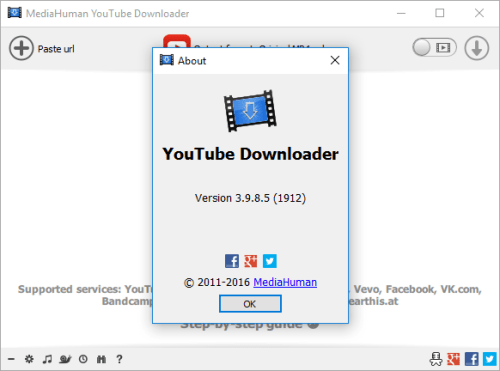 MediaHuman YouTube Downloader 3.9.8.5 Full Crack Download