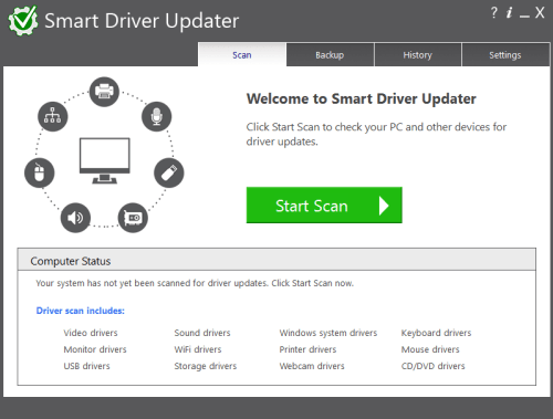 Smart Driver Updater 4 Patch + Serial Key Free Download
