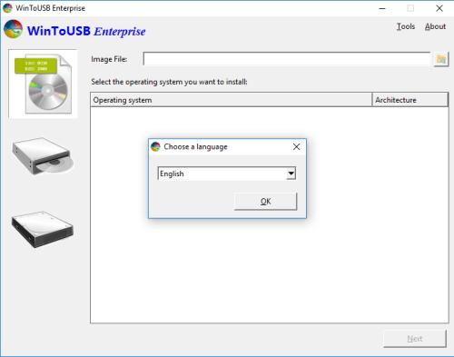 WinToUSB Enterprise 3.4 Serial key & Crack Download