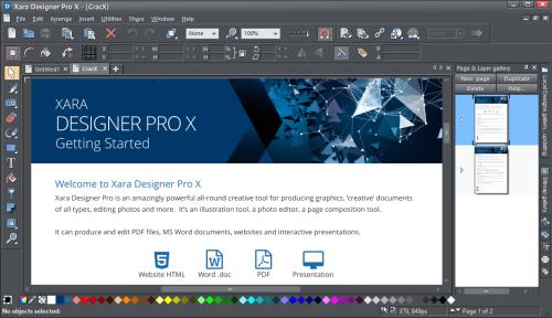 Xara Designer Pro X365 12.4 Serial Key + Patch Download