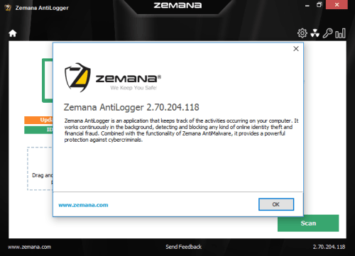 Zemana AntiLogger 2.70.204.118 Keygen & Crack Free Download