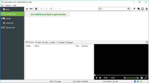 uTorrent Pro 3.4.9 Build 43085 Stable + Crack Download