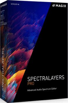 MAGIX SpectraLayers Pro 4 Crack Patch & Keygen Download