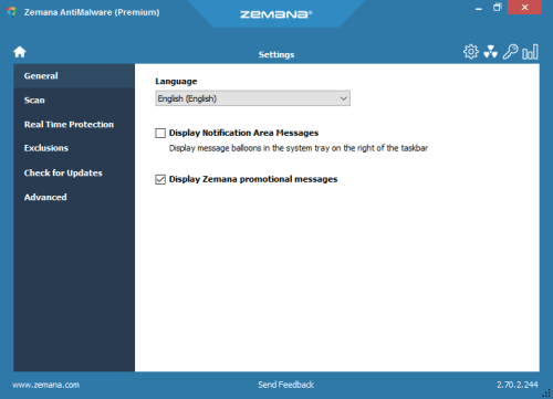 Zemana AntiMalware Premium 2.70 Serial Key Free Download