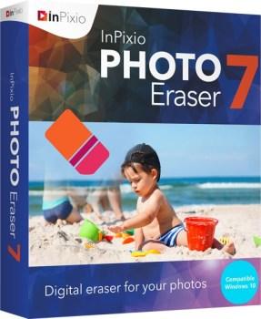 Avanquest InPixio Photo eRaser 7.2.6278 Keygen & Crack