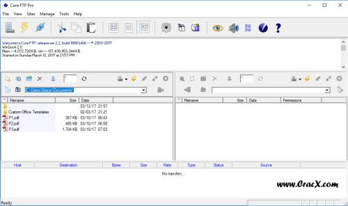 Core FTP Pro 2.2 Build 1888 Crack & Serial Key Download