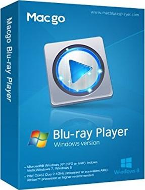 Macgo Windows Blu-ray Player 2.17.2.2614 Crack Key Download