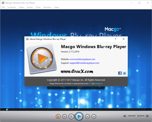 Macgo Windows Blu-ray Player 2.17.2.2614 Patch Free Download