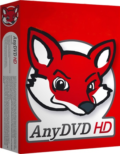RedFox AnyDVD HD 8.1.0.0 Patch & Serial Key Download