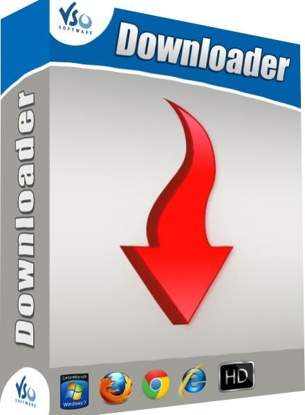 VSO Downloader Ultimate 5.0.1.26 Crack & Patch Download