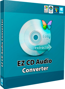 EZ CD Audio Converter Ultimate 6.0.0.1 Serial Key Free Download