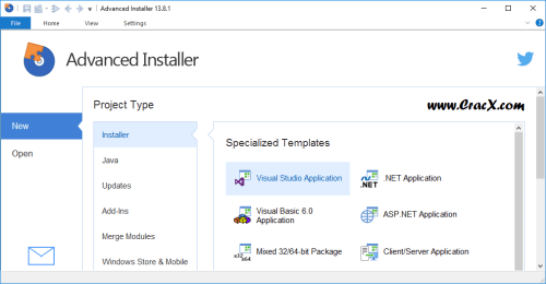 Advanced Installer Architect 13.8.1 Crack + Patch Download