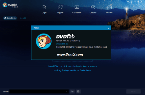 DVDFab 10.0.3.9 Patch & Serial Number Download