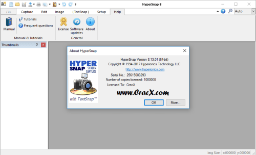 HyperSnap 8.13.01 License Key & Activator Download