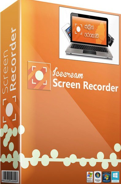 Icecream Screen Recorder Pro 4.89 + License Key Download