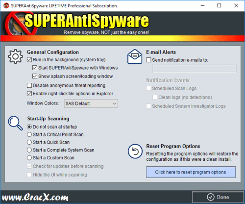 SUPERAntiSpyware Professional 6.0.1242 License Key Download